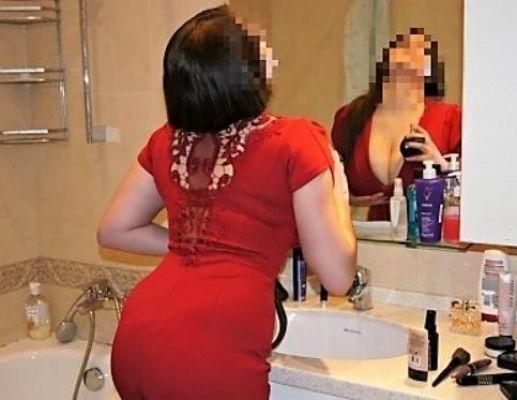 Эмма — проститутка с большими формами, 30 лет
